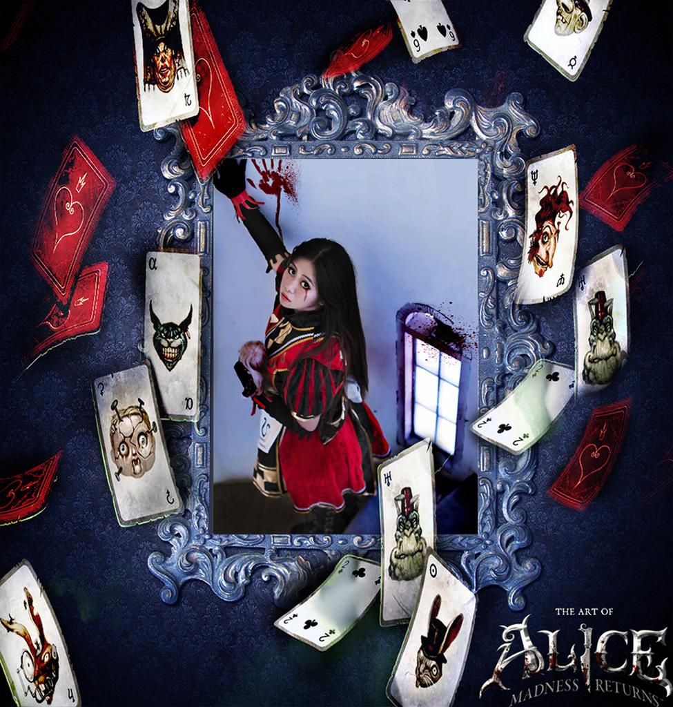 725|回复: 0[cosplay美女]黑童话风cos   爱丽丝疯狂回归   扑克皇室