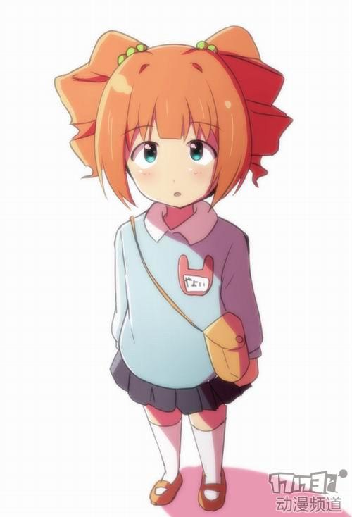 【动漫美图】第04期 超危险!幼稚园服装的二次元美少女