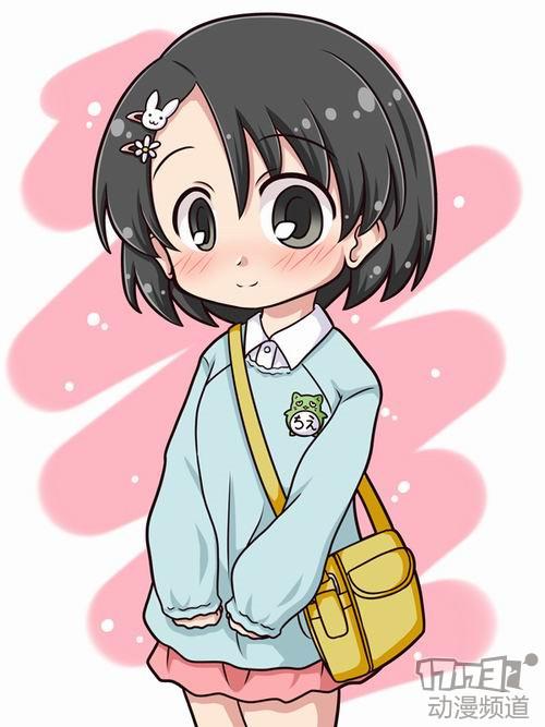 【动漫美图】第05期 超危险!幼稚园服装的二次元美少女